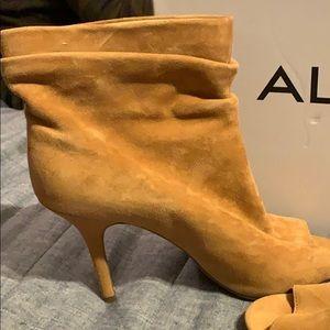 Worn - Aldo Merkin Booties  size 8.5